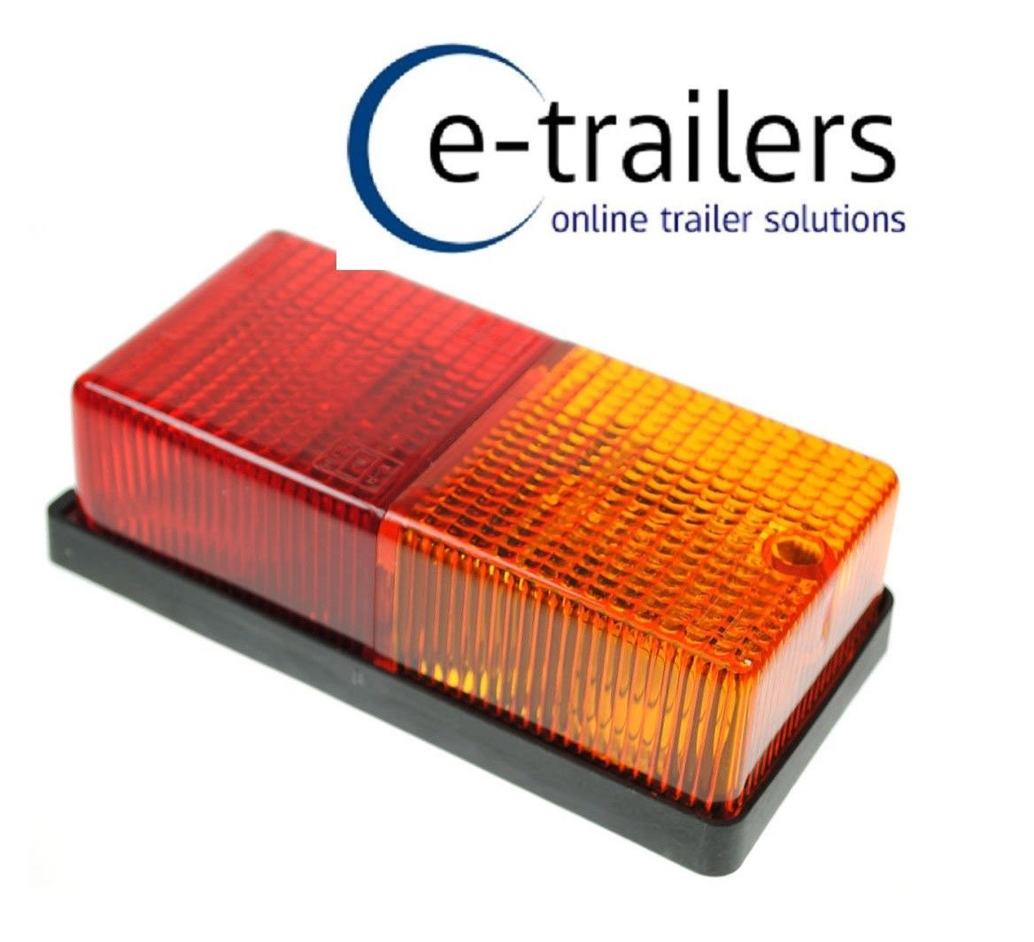 MAYPOLE PEREI 4 FUNCTION REAR LAMP LIGHT -TRAILERS LIGHT BOARD HORSEBOX -  MP10B