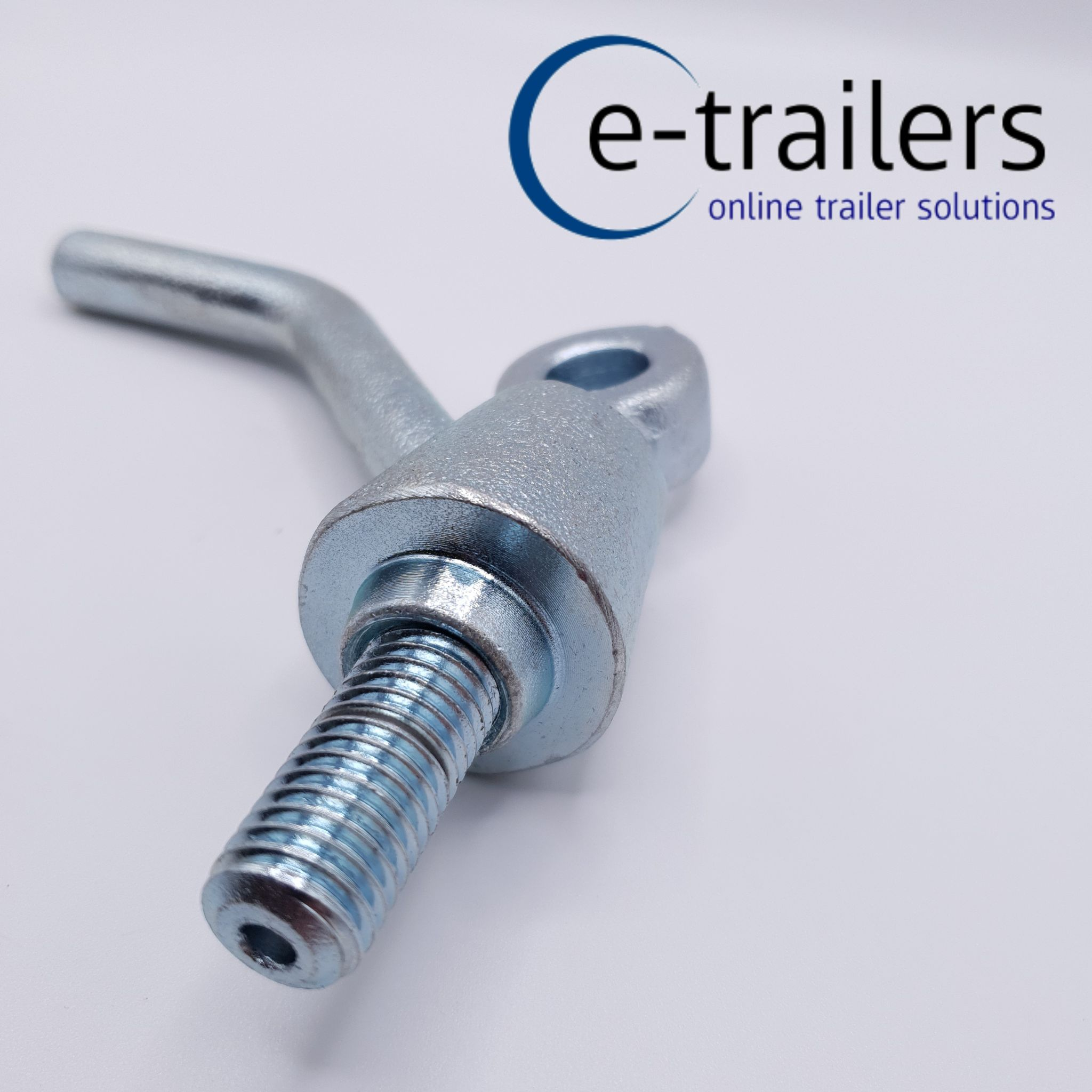 Ramp Fastener Lever Tailgate Catch Handle for Ifor Williams Trailers GD GX GH GP