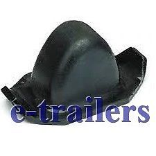 Trailer Parabolic Leaf Spring Rubber Bump Stop -fits Ifor Williams Trailers C80315